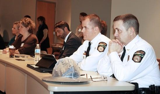 Attend Crime Summit