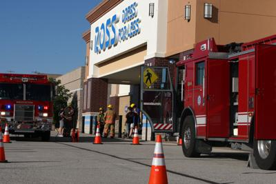 Firefighters respond to Ross Dress for Less