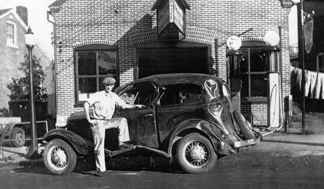 Modern Auto Began as Auto Repair in Jasper's Barn on Elm Street in 1919