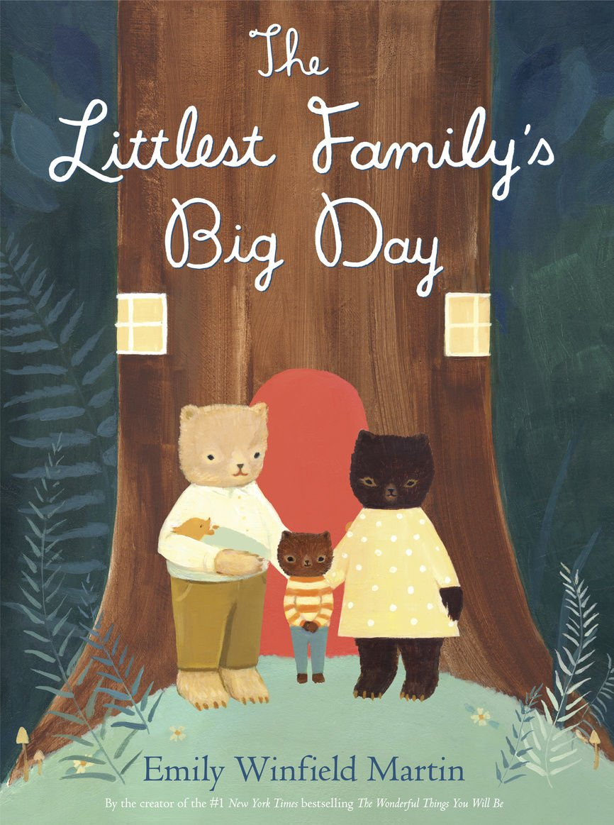 """""""The Littlest Family's Big Day"""""""