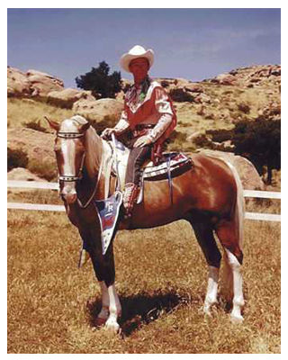 Update Roy Rogers Horse Trigger Sells For 266 000