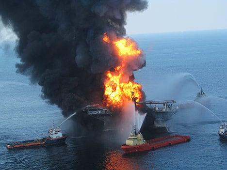 Deepwater Horizon tragedy
