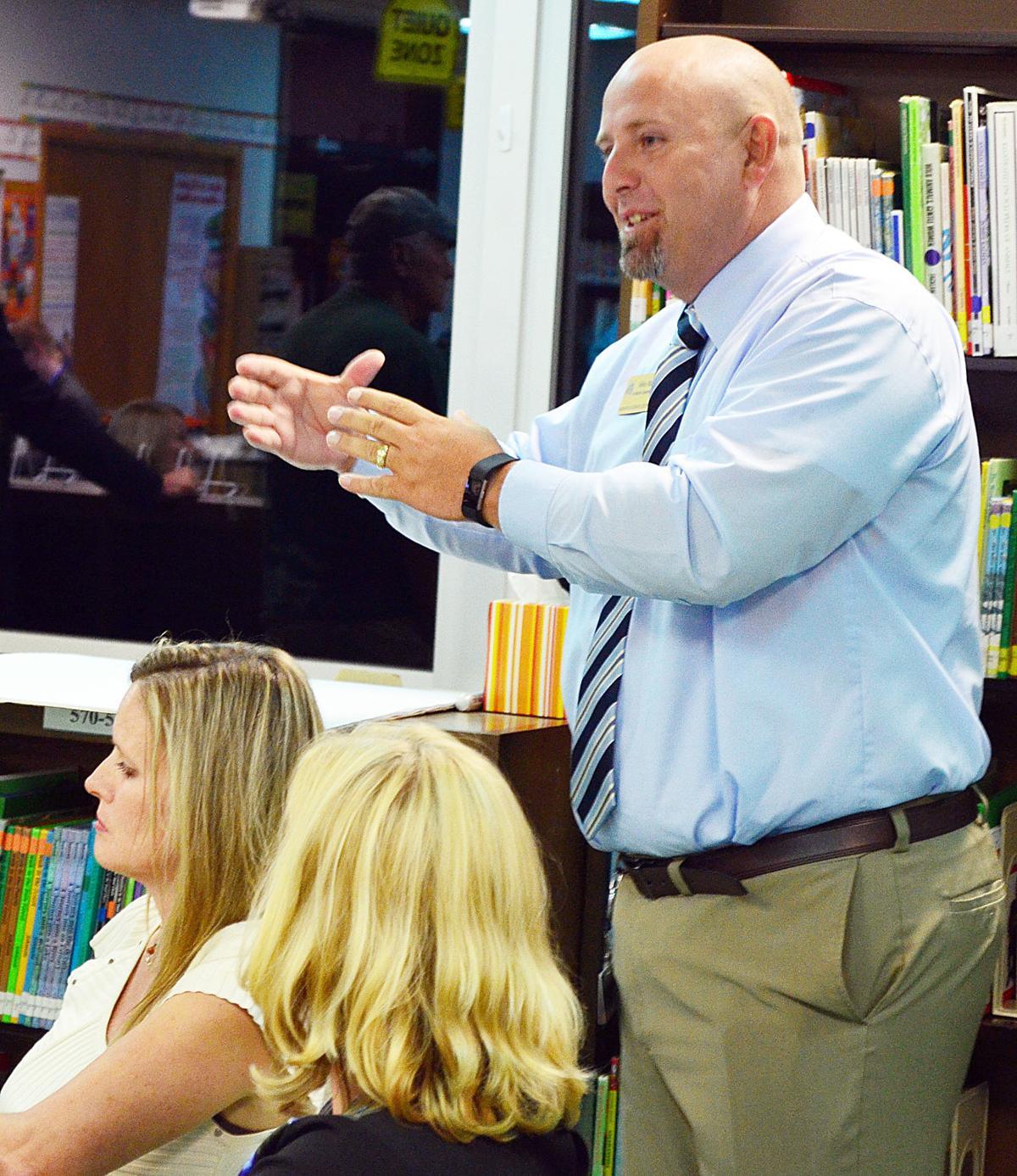 Assistant Superintendent Speaks