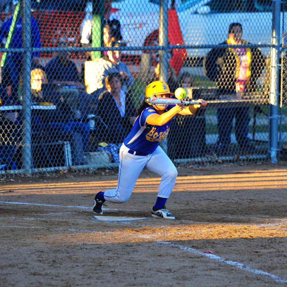 Softball — Borgia at Festus, Class 3 Sectional