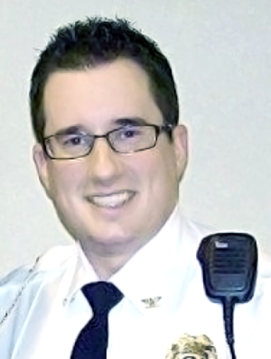 Osage County Sheriff Michael Dixon