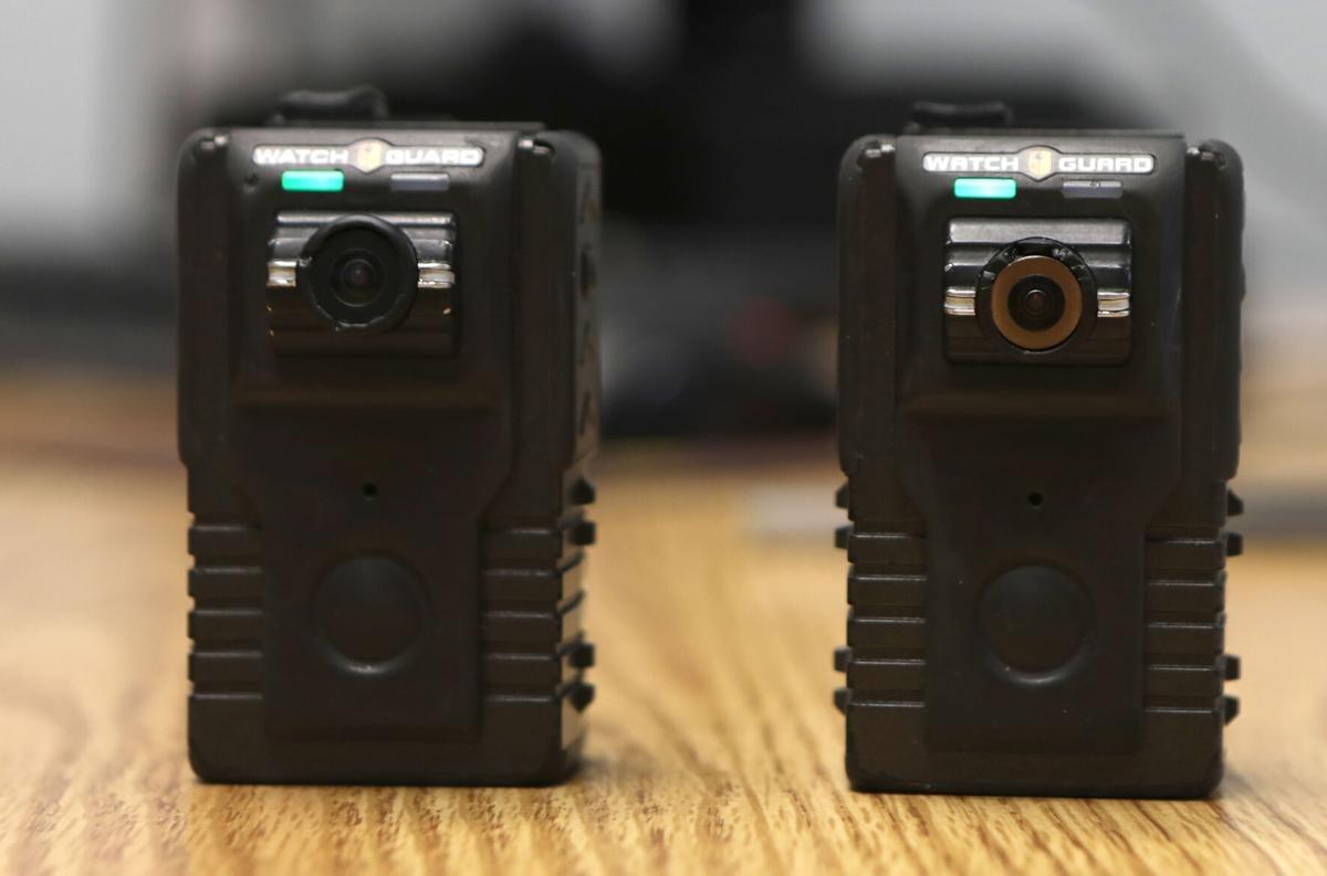 Washington Police Camera gets new body cameras