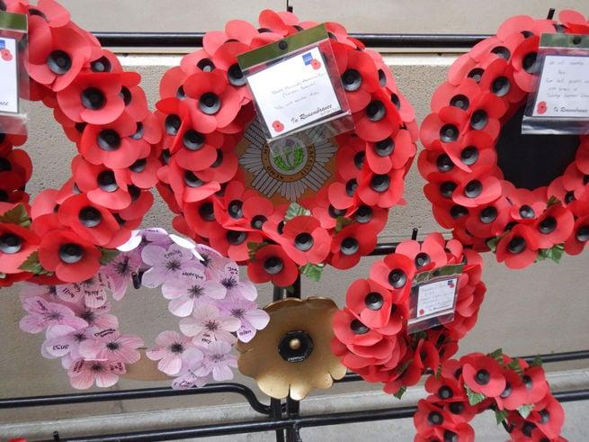 In Memory of Fallen Soldiers