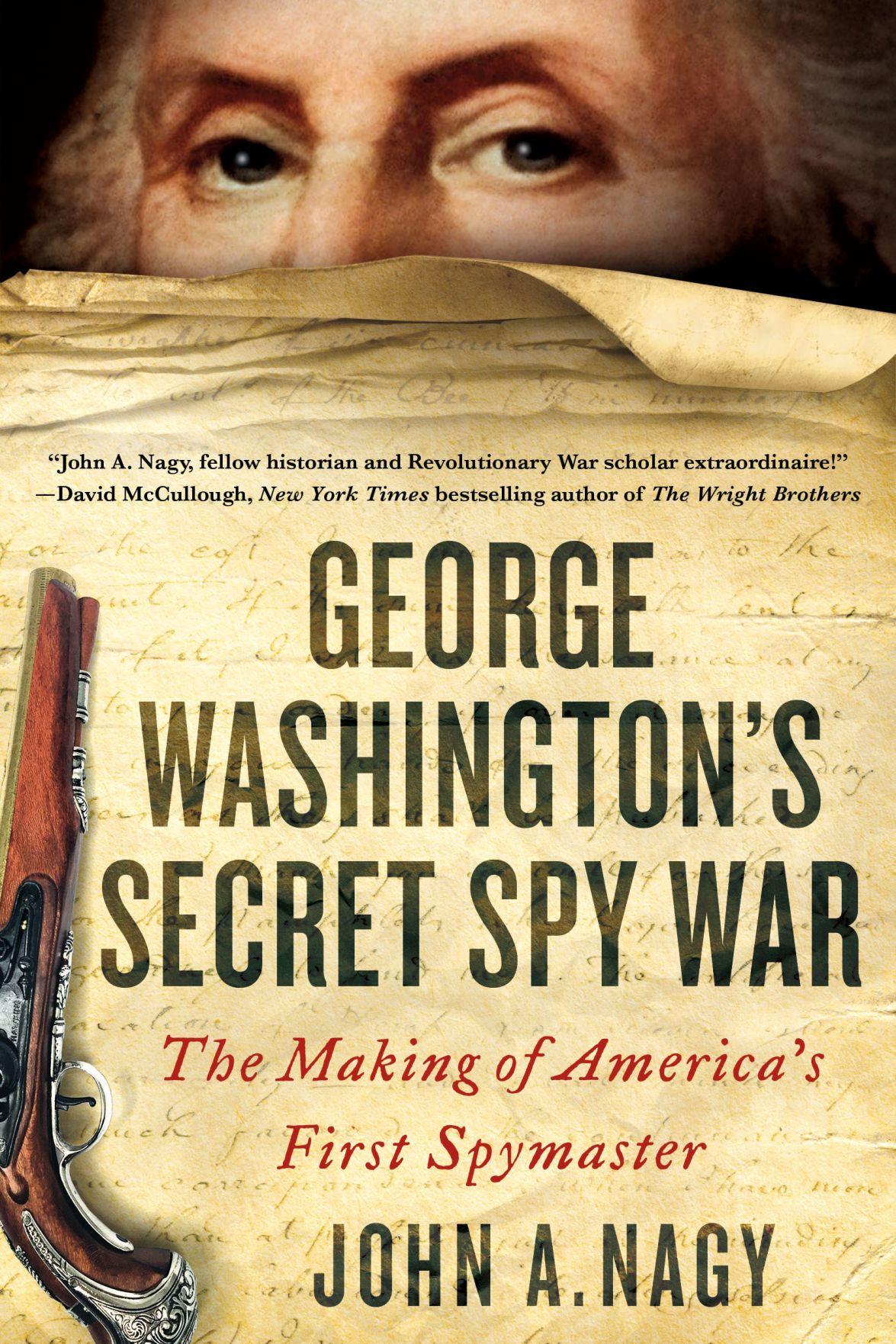 """George Washington's Secret Spy War"""