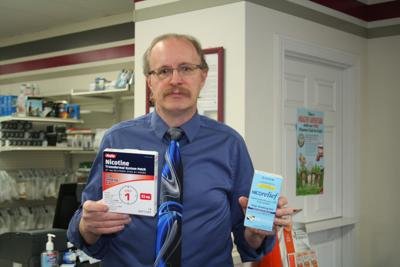 Pharmacist Marty Hinterlong Wants to Snuff Out Smoking