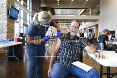 Virus Outbreak Missouri Churches