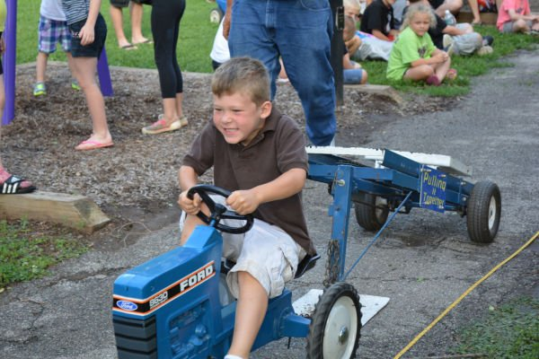 Founders Day Tractor Pull