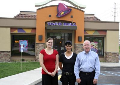 Taco Bell Marks Anniversary