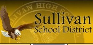The Sullivan School District is the home of the Eagles.
