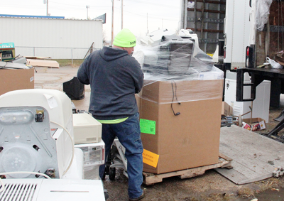 Union Recycling Event