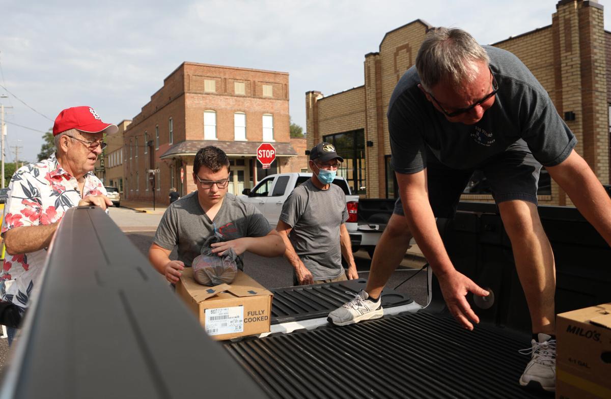 Ron Mueller, Scott Vinyard, Jim Gephardt receive donations from Jim Feltmann Jr.