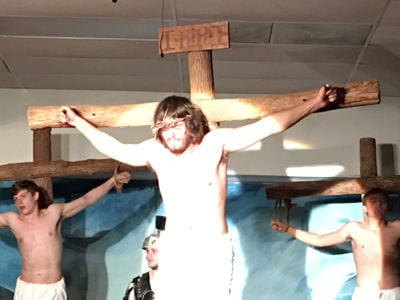 The Crucifixion — New Melle Passion Play