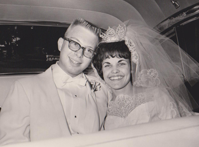 Lampe 50th Wedding Anniversary