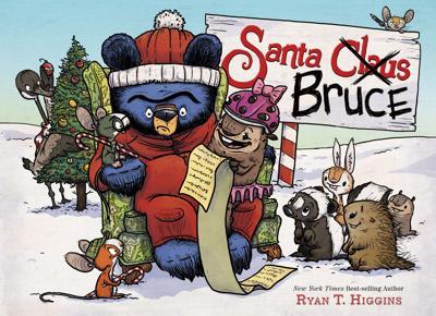 """""""Santa Bruce"""""""