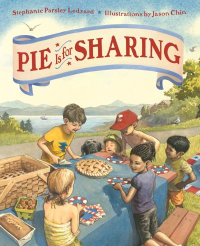 """Pie is for Sharing"""