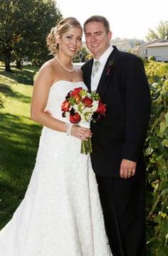 Brinker-Beste Wedding Vows Read