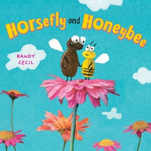 """""""Horsefly and Honeybee"""" by Tony Johnston"""