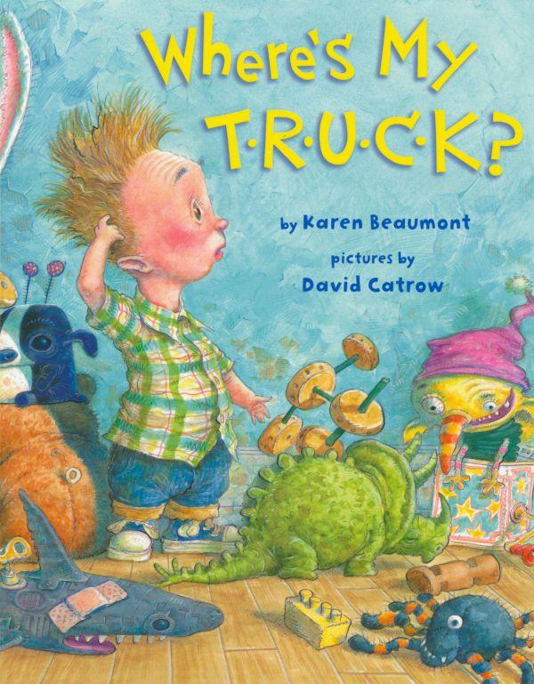 """""""Where's My Truck"""""""
