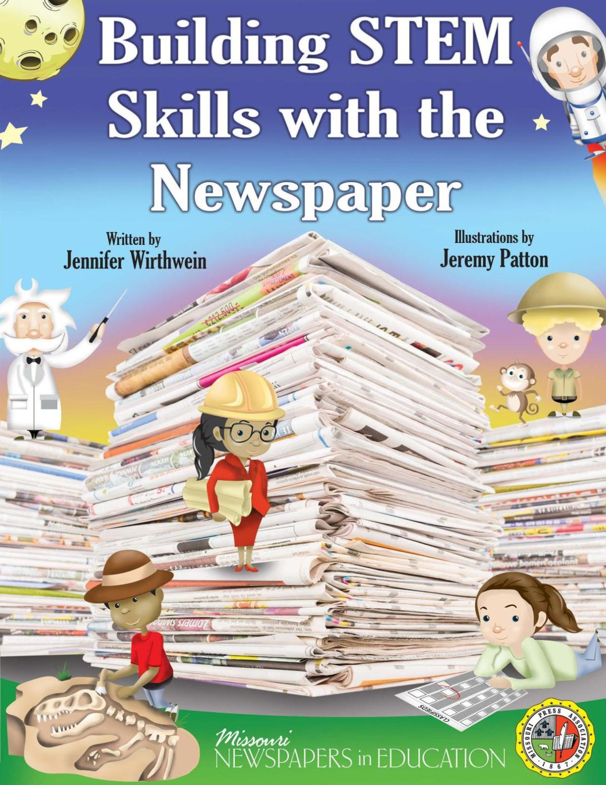 Building S.T.E.M. Skills with the Newspaper