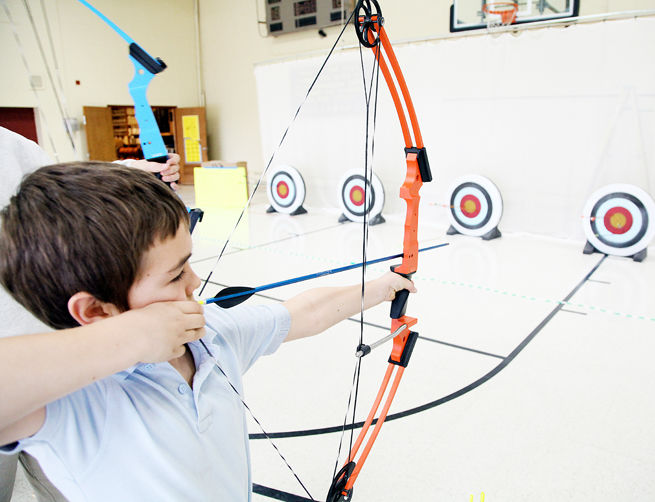 National Archery in Schools Program