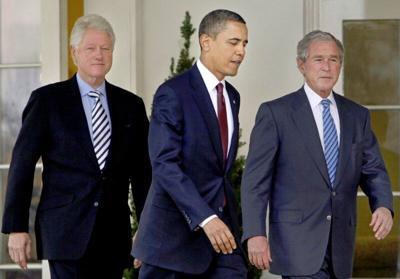 Former US Presidents
