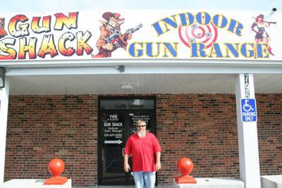 Gun Shack Opens Soon