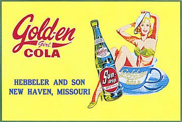 1954 Sundrop Ad