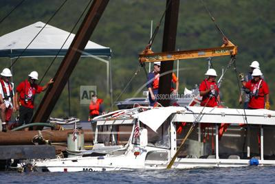 Missouri Boat Accident