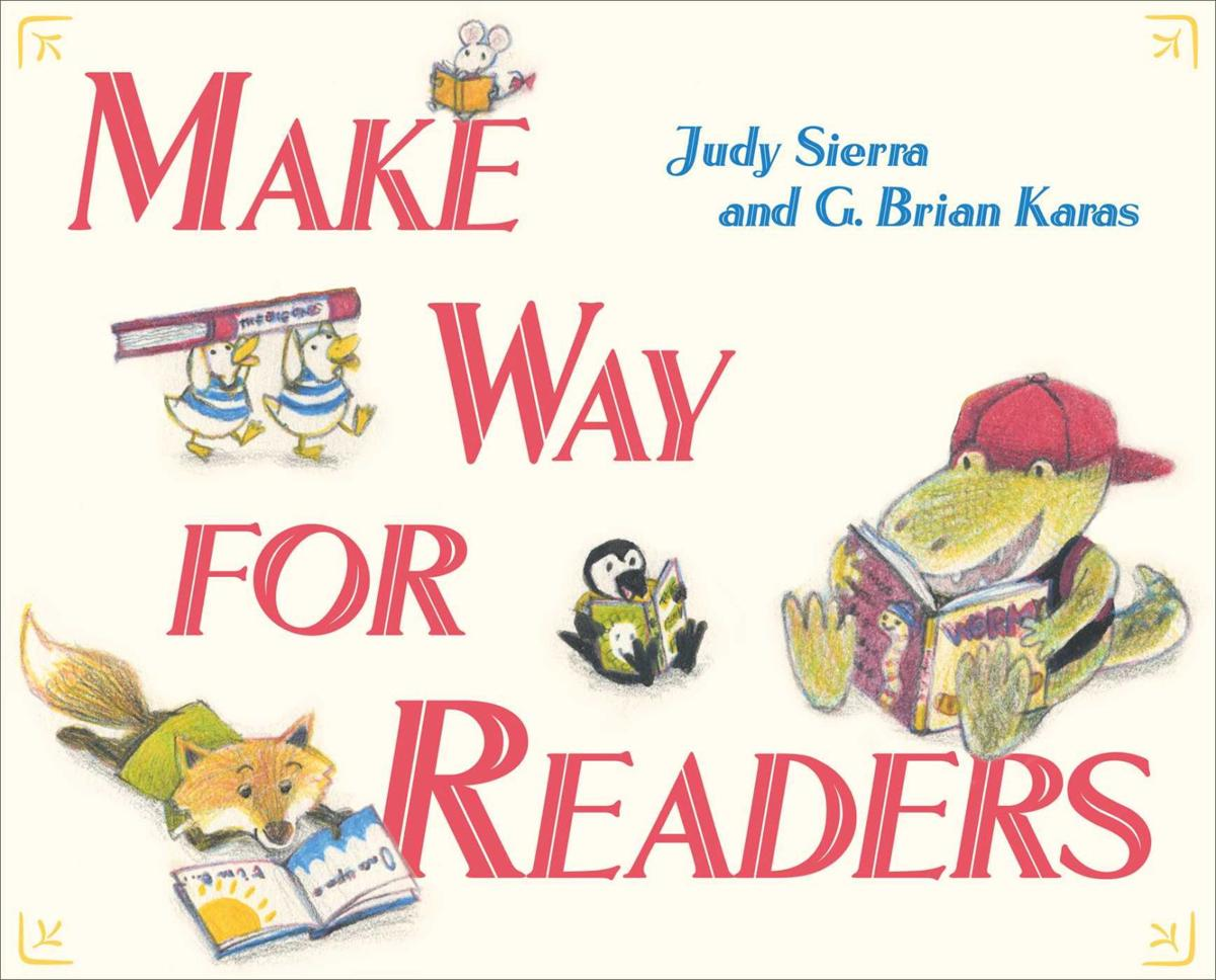 """""""Make Way for Readers"""""""