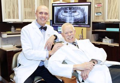 Dr. Marty and Dr. David Brunworth