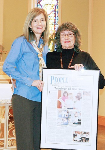 Grgurich Honored