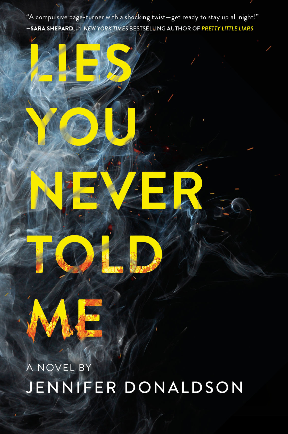 """""""Lies You Never Told Me"""""""