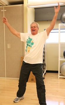 Silver Sneakers Program Helping Seniors Stick With Exercise Program