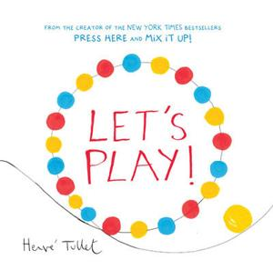 'Let's Play' Takes Little Ones on Experimental Trip