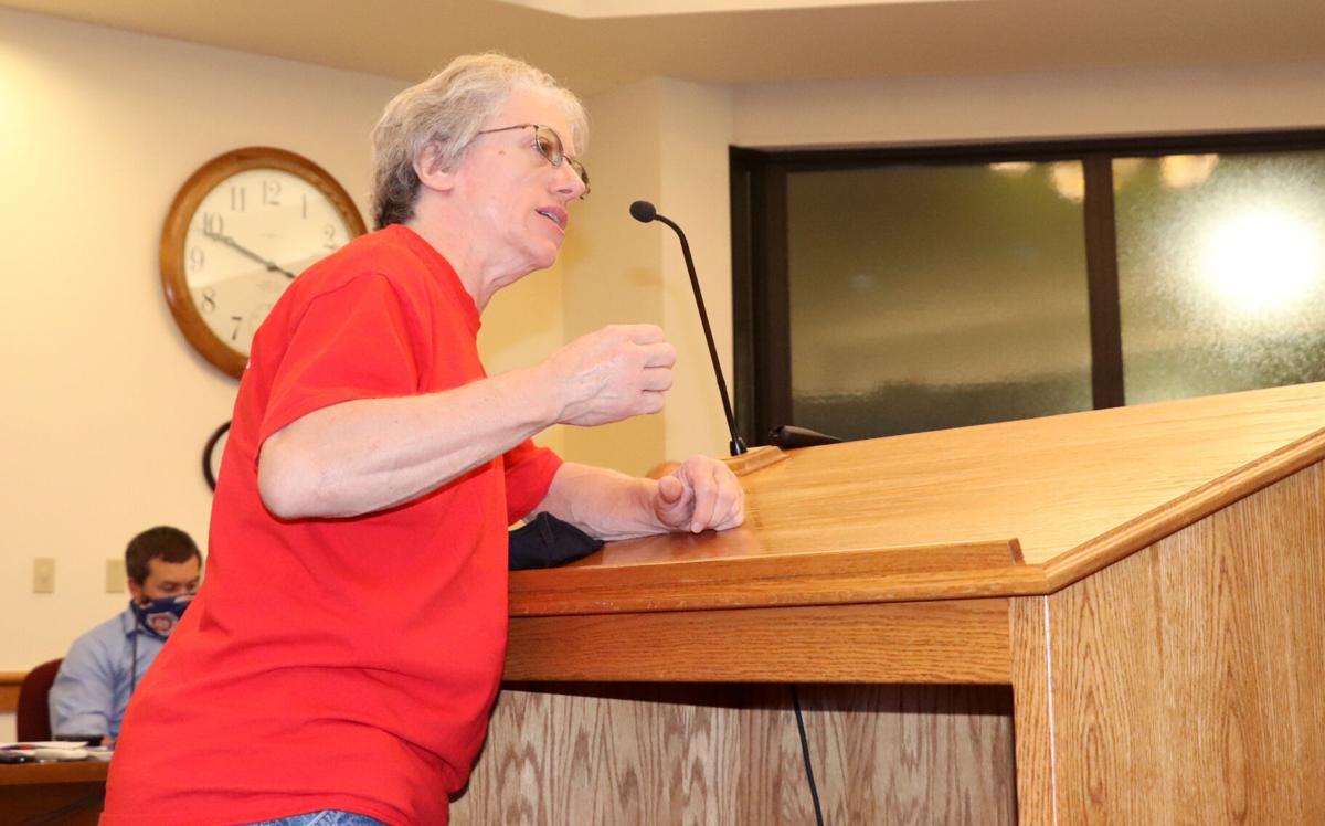 Margie Berger speaks