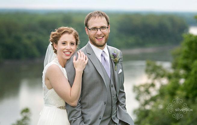 Goers-Frank Wedding Vows Read