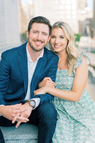 Callie Blatt and Jake King Wedding Announcement