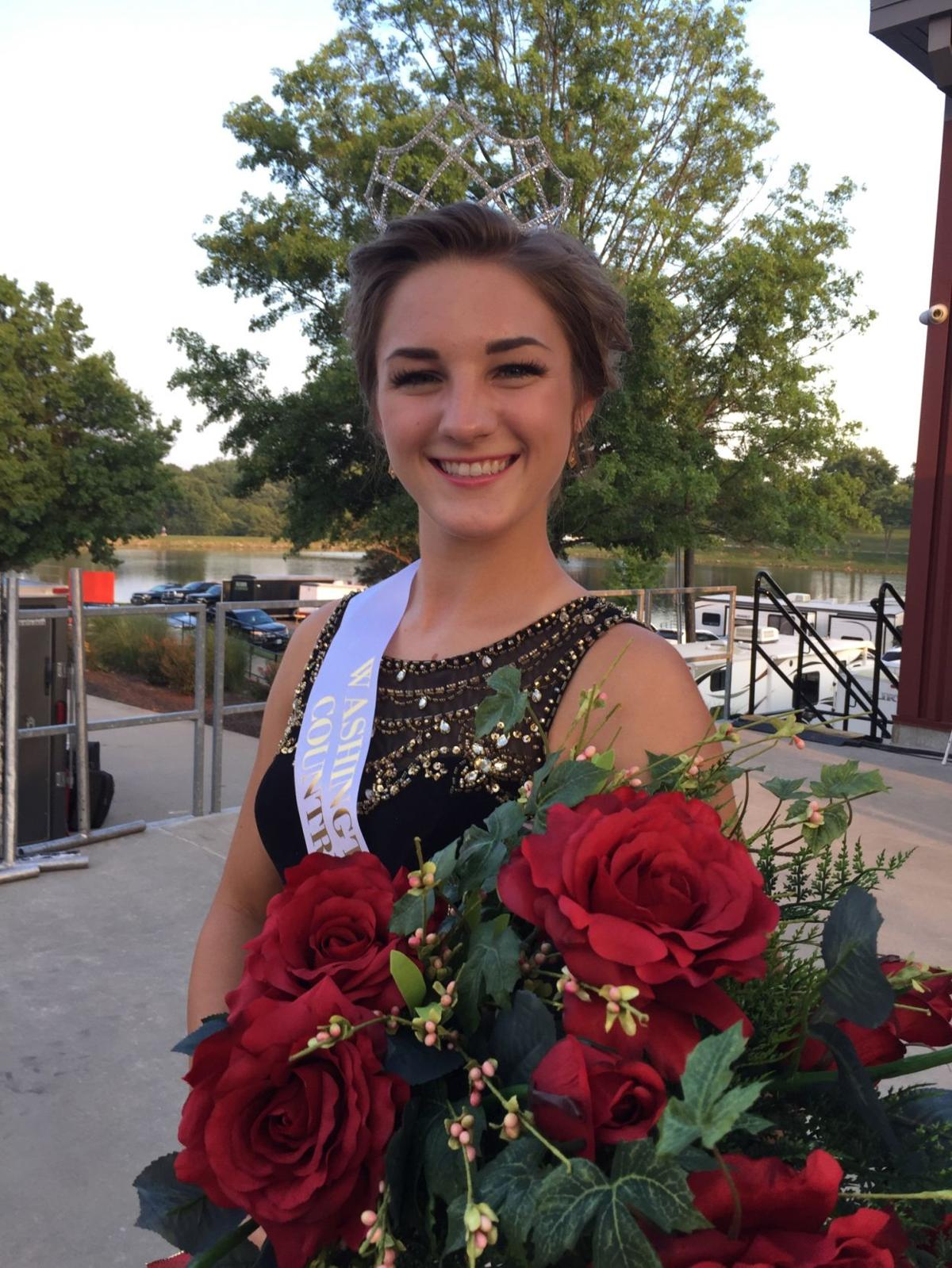 Ruether Named 2017 Town and Country Fair Queen