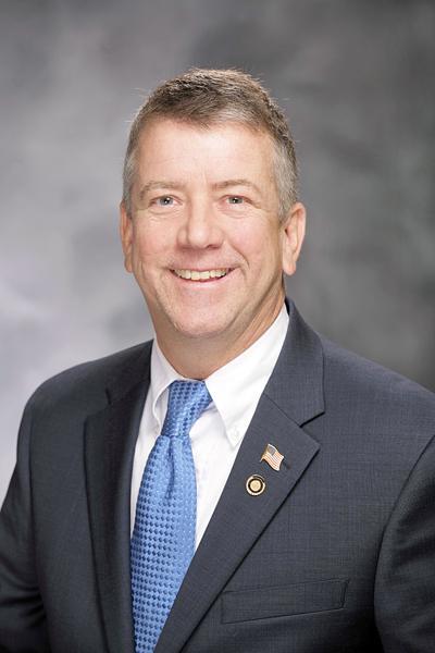 State Representative John Simmons