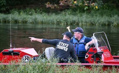Search for drowning victim at Thunderbird Lake