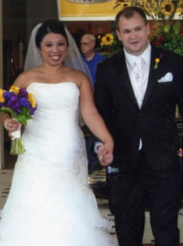 Rhodes-Lopez Wedding Vows Read