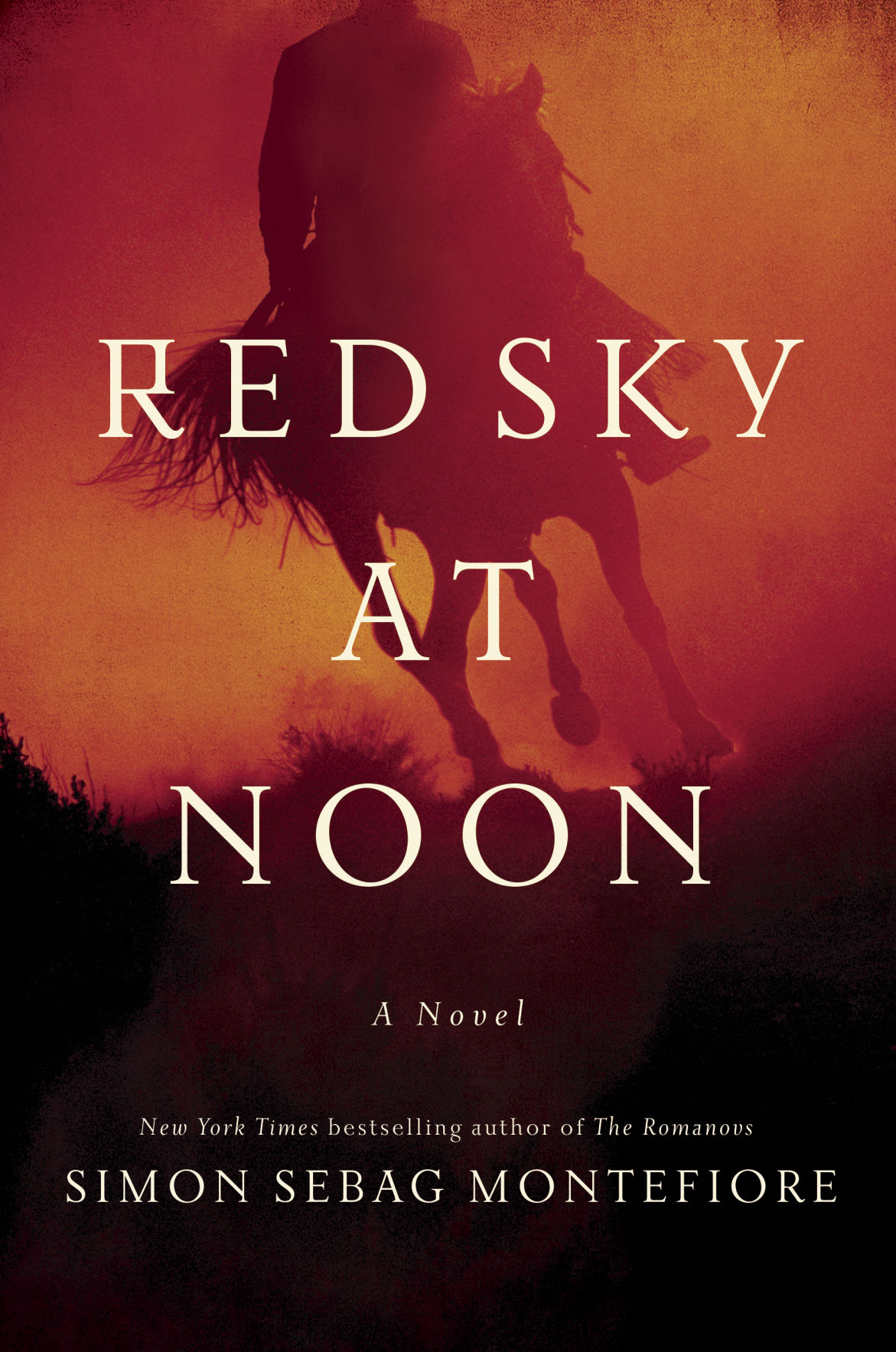 """Red Sky at Noon"""
