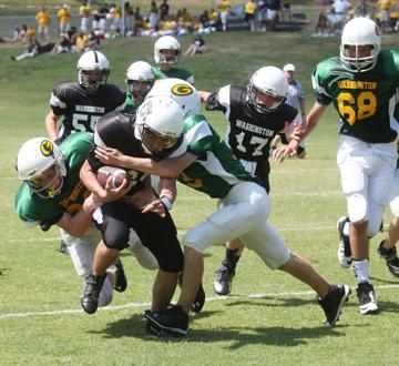 Washington Junior Football