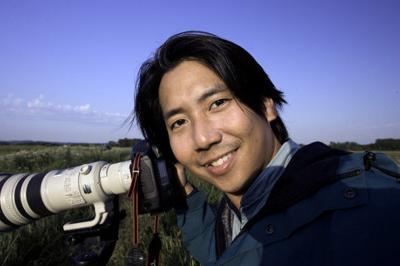 Award-winning MDC photographer Noppadol Paothong