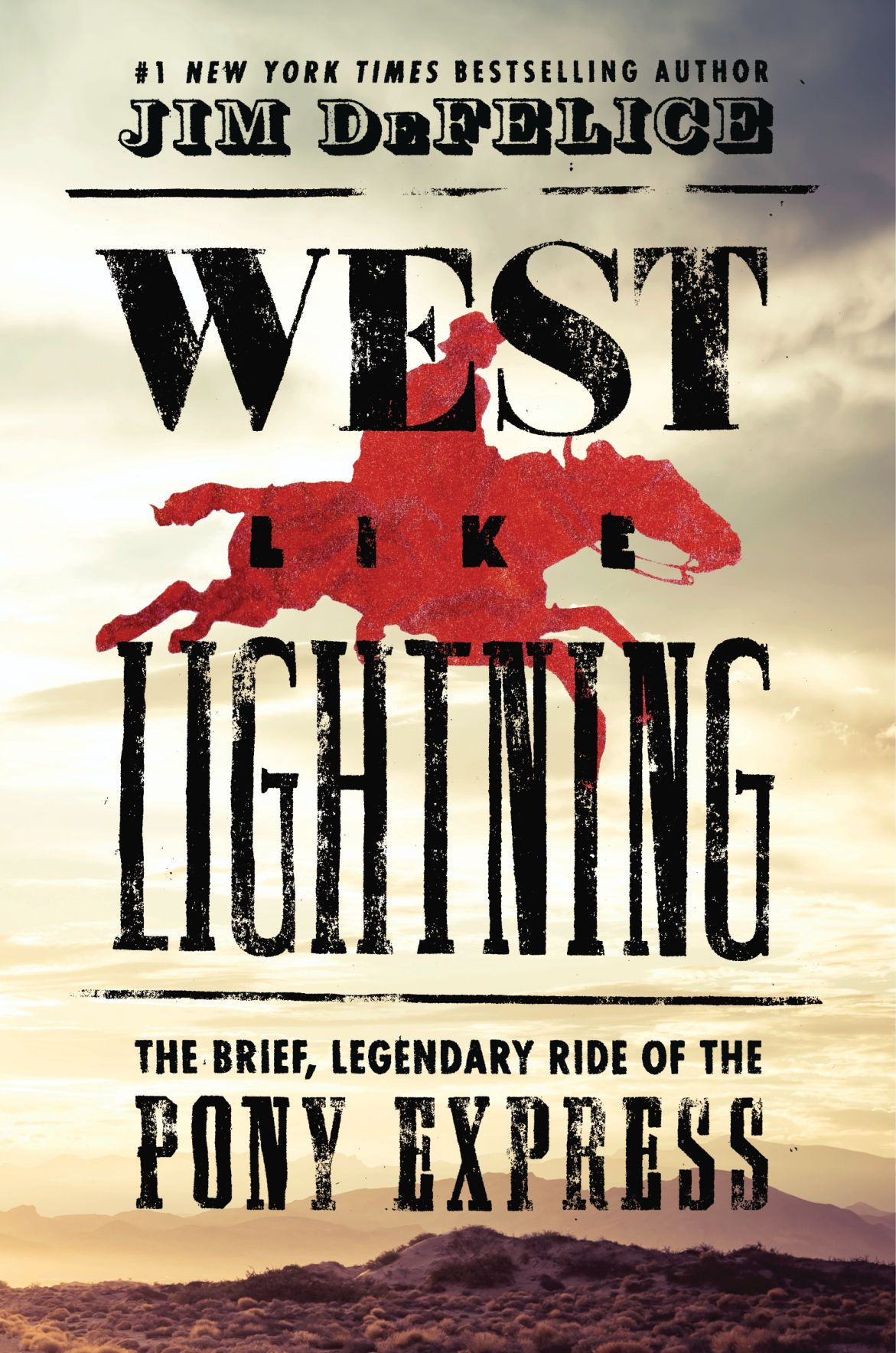 """West Like Lightning"""