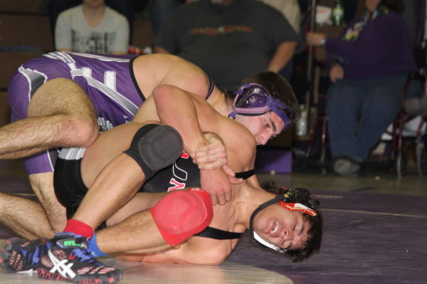 Pacific Captures FRC Wrestling Crown